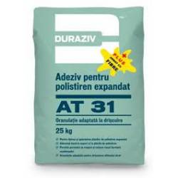 ADEZIV POLISTIREN AT31 PLUS DURAZIV sac 25 kg