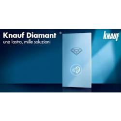 PLACA GIPS CARTON DIAMANT GKFI 12,5 mm KNAUF placa 3,12 mp