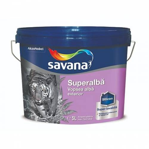 VOPSEA SUPERLAVABILA EXTERIOR SILICON SAVANA FABRYO
